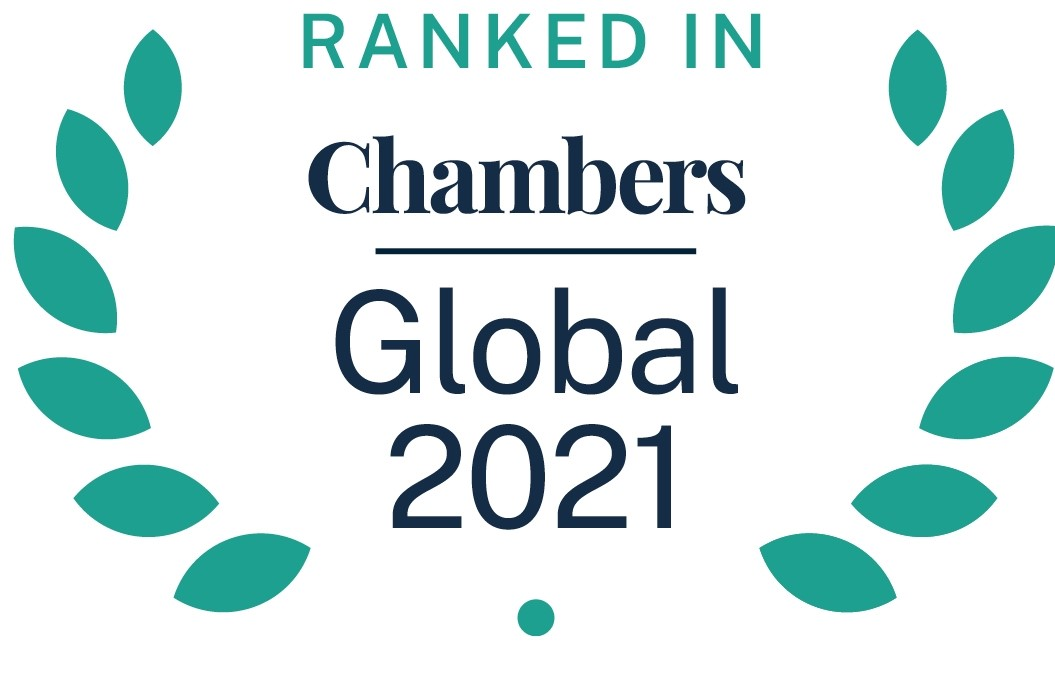 Julian Hoskins Ranked in Chambers Global 2021